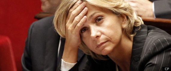 EUROZONE DEBT CRISIS VALERIE PECRESSE FRANCE BUDGE