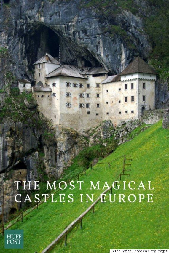 castles europe