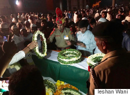 A Final Farewell To Tanzil Ahmed, The Officer A Nation  Forgot To Mourn