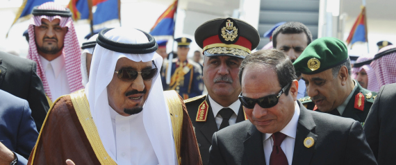 EGYPT KING SALMAN