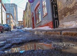 Nids-de-poule: opération massive de repavage à Québec