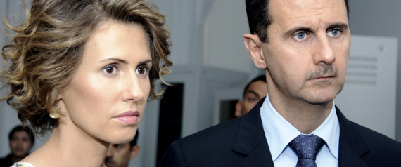 ASSAD AND HIS WIFE