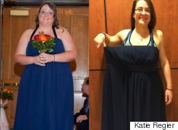 How This Woman Lost 115 Pounds In A Year