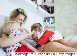 'I Lay Around With My Toddler For Hours Each Day Eating Candy and Watching the iPad