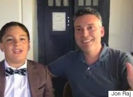#TalkToMe: Gay Dad's Wish for Son