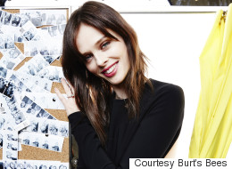 Coco Rocha Launches All-Natural Lipstick With Burt's Bees