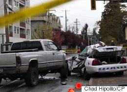 RCMP Tried To Stop Suspect Before Crash Killed B.C. Mountie