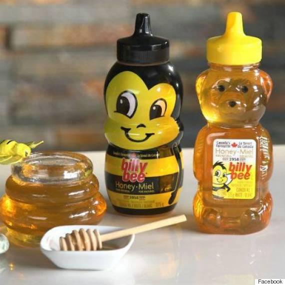 billy bee honey
