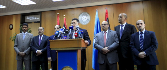 TRIPOLI GOVERNMENT