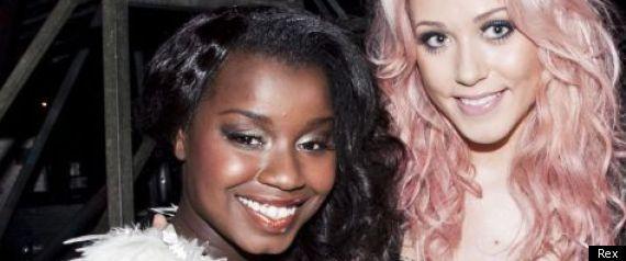 MISHA B AND AMELIA LILY