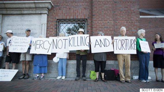 opposants peine mort