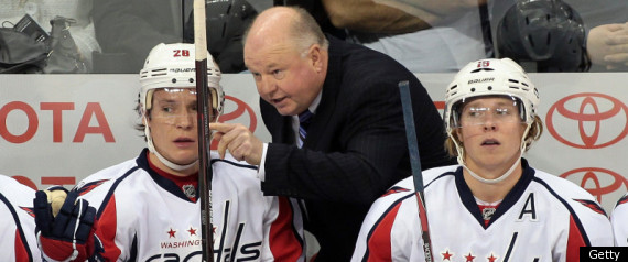 BRUCE BOUDREAU FIRED