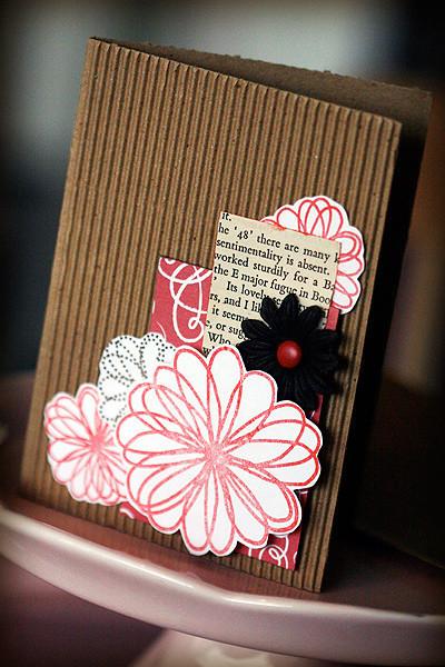 Homemade Gift Ideas: Handmade Holiday Card | HuffPost