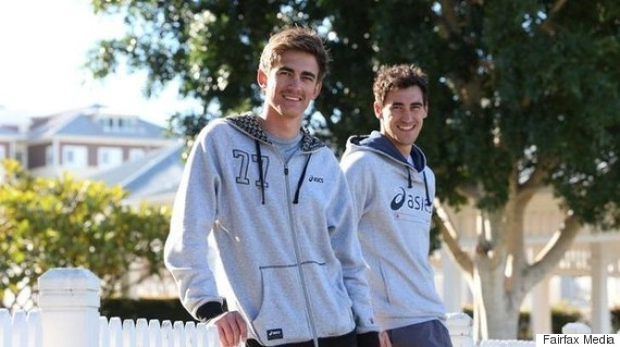 brandon and mitchell starc