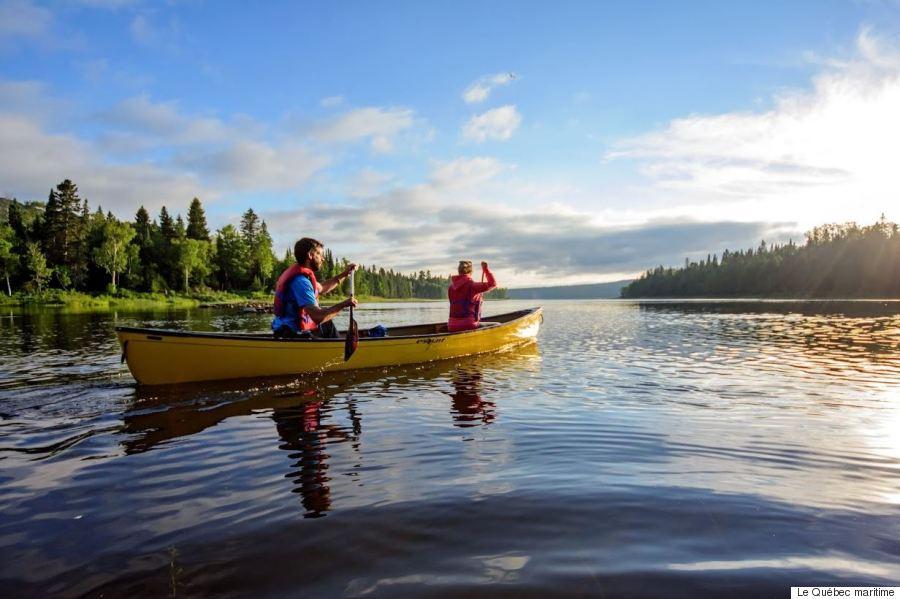 maritime canoe