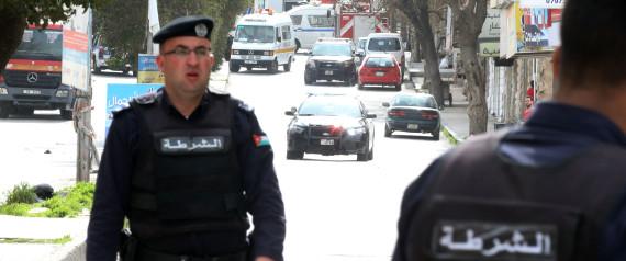 JORDAN POLICE TERROR