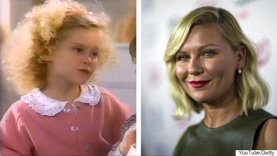 kirsten dunst child actor