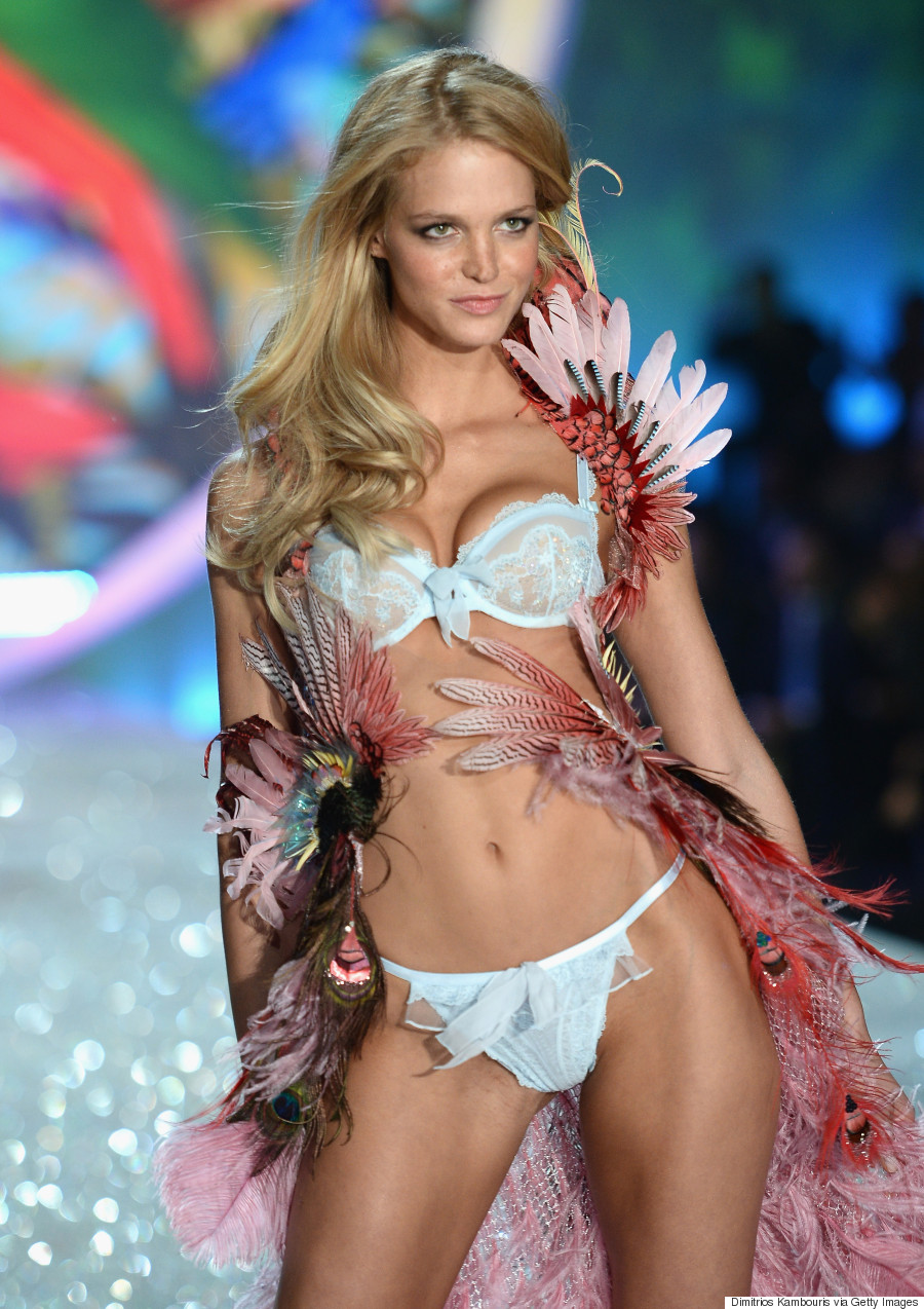 erin heatherton victorias secret
