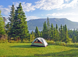Les 30 plus beaux sites de camping au Canada (PHOTOS)