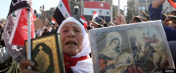 SYRIA UN REPORT