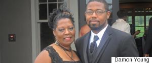 DAMON AND MOM