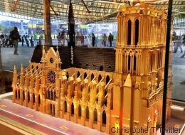Ces monuments parisiens en Lego sont plus vrais que nature (PHOTOS)