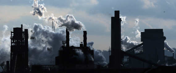 CANADA POLLUTION