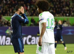 El Madrid cae con el Wolfsburgo y apela a la remontada en el Bernabéu (2-0)