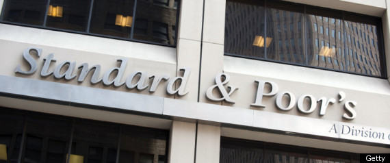 Sp Sued Over Lehman