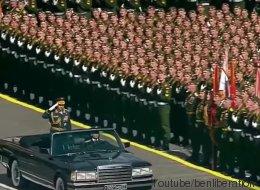 Le choeur de l'armée rouge chante Sam Hamad (VIDÉO)