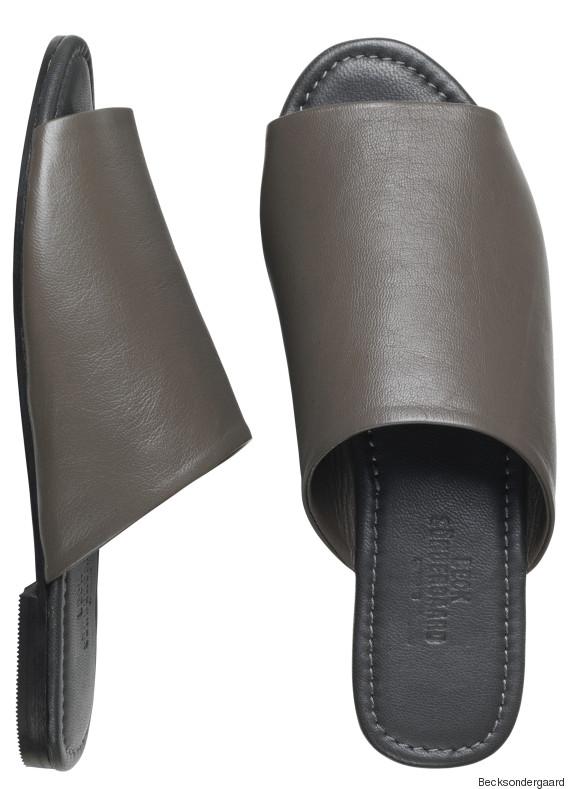 flat mules