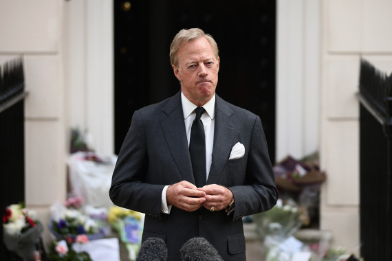 sir mark thatcher