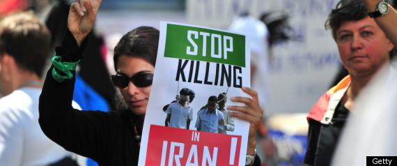 IRAN GAY RIGHTS