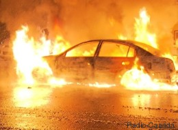 Une manifestation tourne à l'émeute à Montréal-Nord (VIDÉOS/PHOTOS)