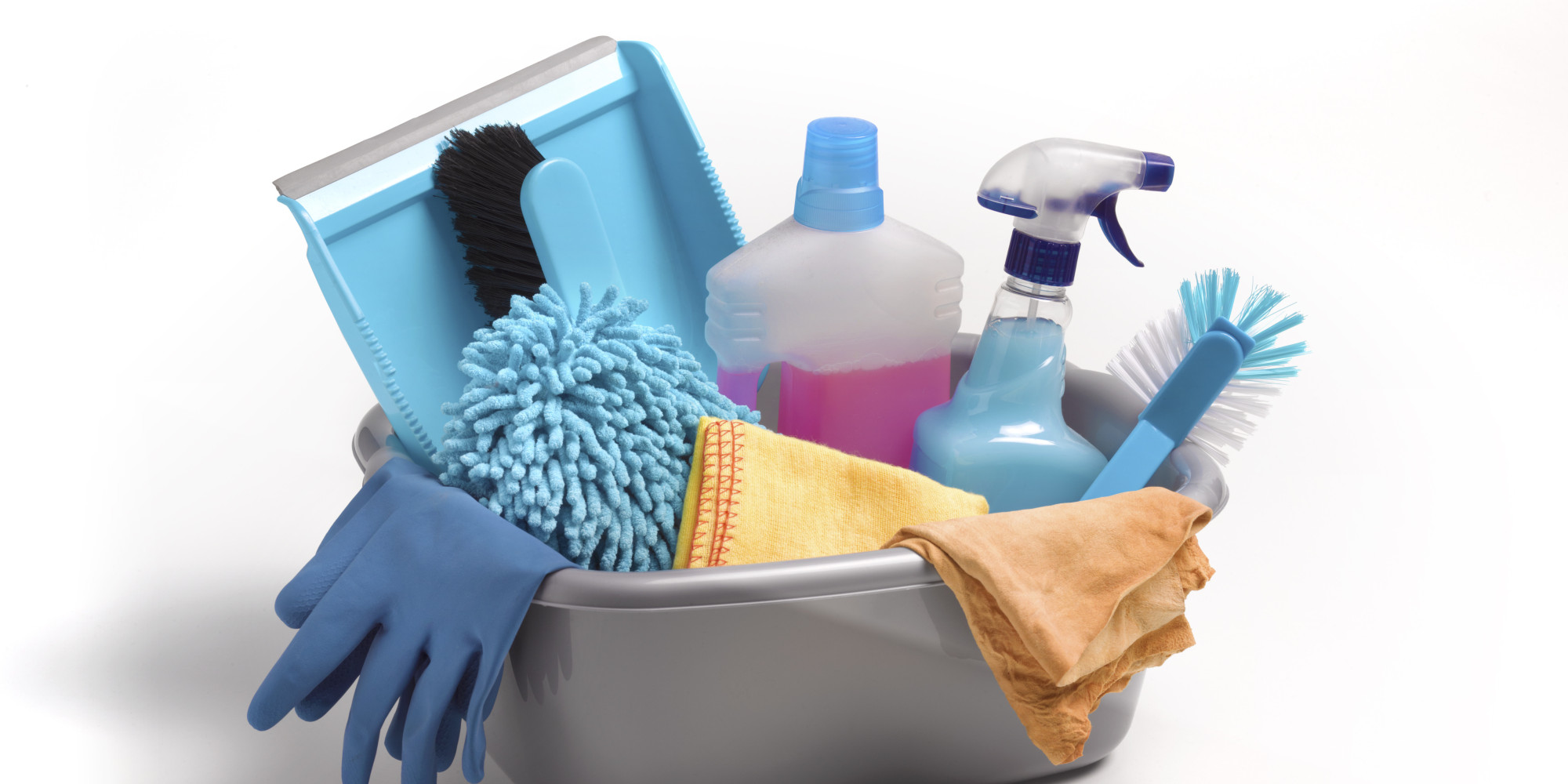 3 Keys To Spring Cleaning Your Mind And Your Life