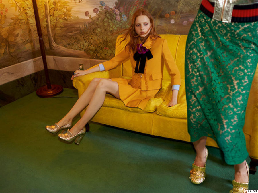 Gucci ad banned in u k for 39 unhealthily thin 39 models - Model herbarium ...