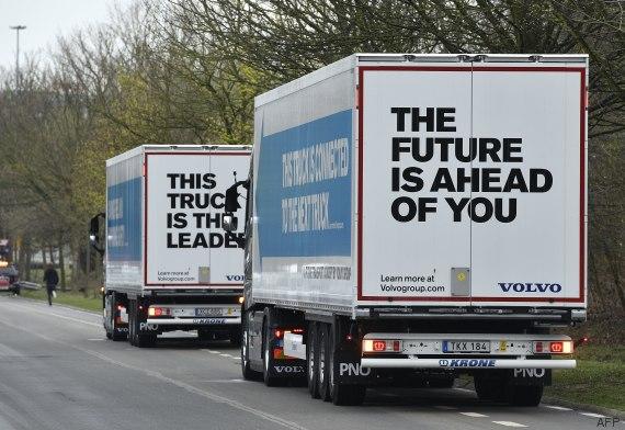 camion autonome