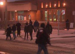 Casse à Montréal-Nord: la Ville défend le choix de la police (VIDÉO)