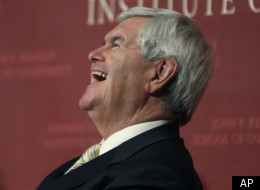 Newt Gingrich Union Leader