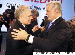 Couillard défend l'intégrité du gouvernement de Charest