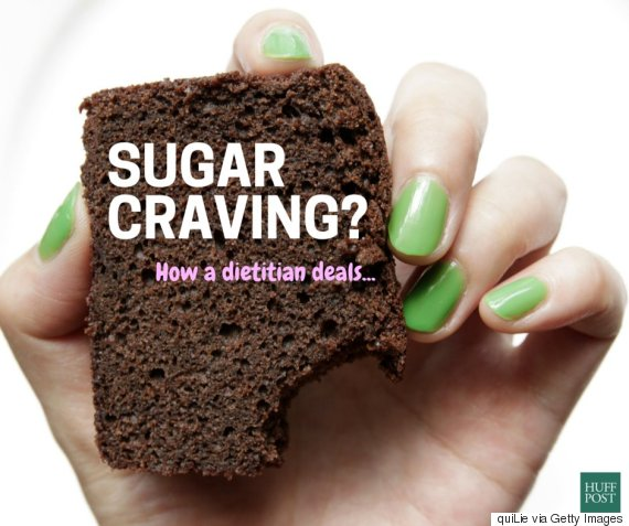 how to cut down sugar cravings