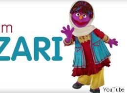 <em>Sesame Street</em> donne la parole aux femmes afghanes avec Zari