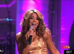 WATCH: Tamar Braxton Goes 'Love Overboard' For Gladys Knight