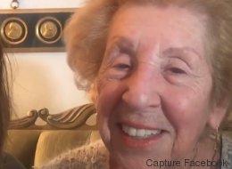 Cette survivante de l'holocauste va réaliser son rêve grâce aux internautes
