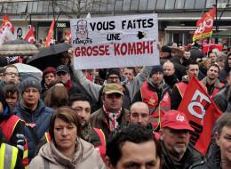 Manifester un samedi, le choix à quitte ou double des syndicats