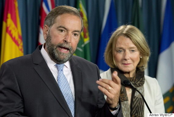 thomas mulcair peggy nash
