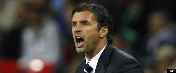 GARY SPEED WALES MANAGER DEAD