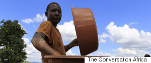 THE CONVERSATION AFRICA