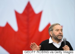 Mulcair Must Prove He Can Learn From Past Mistakes