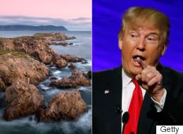 Boom touristique à Cap-Breton grâce à Donald Trump
